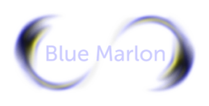 Logo for Blue Marlon Digital Agency